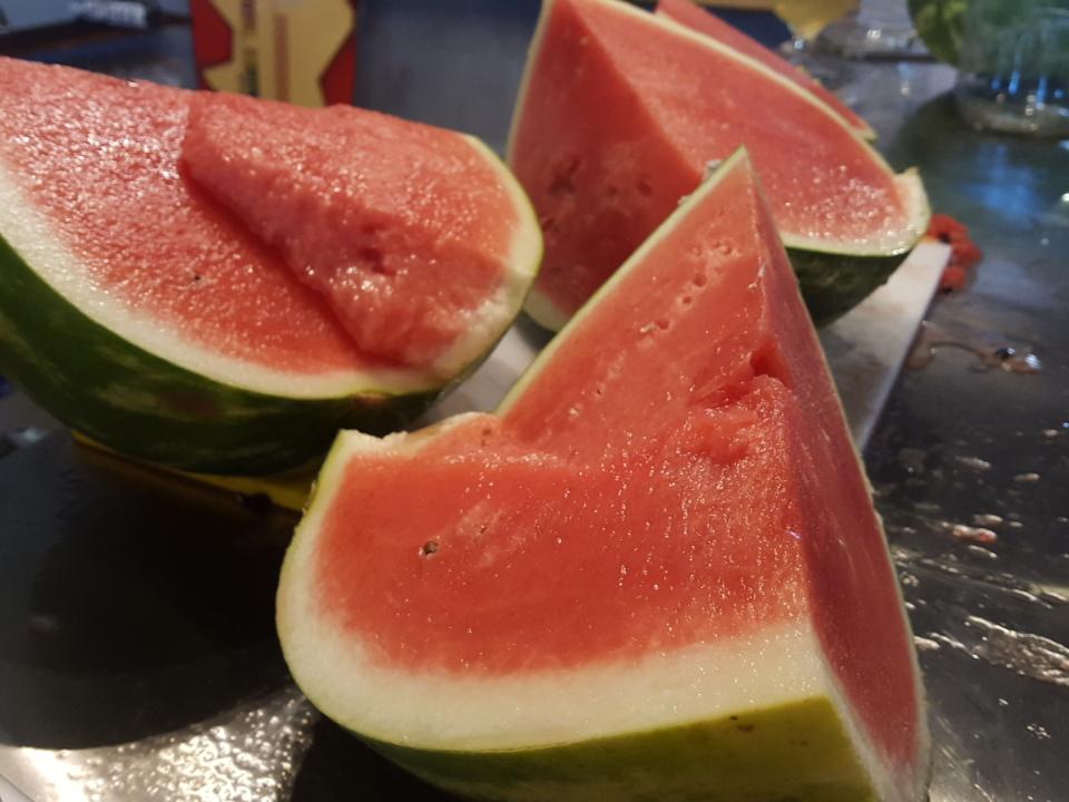 Watermelon pre juiced