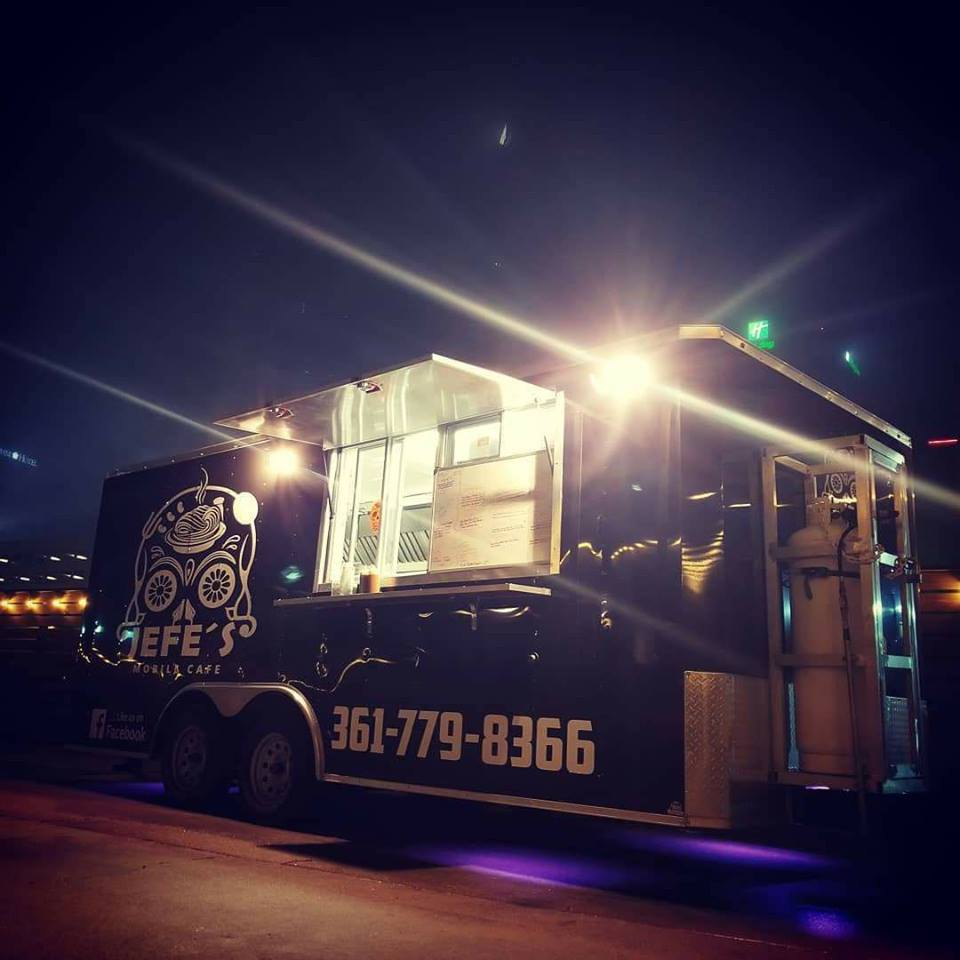 Jefes Mobile Cafe Food Truck