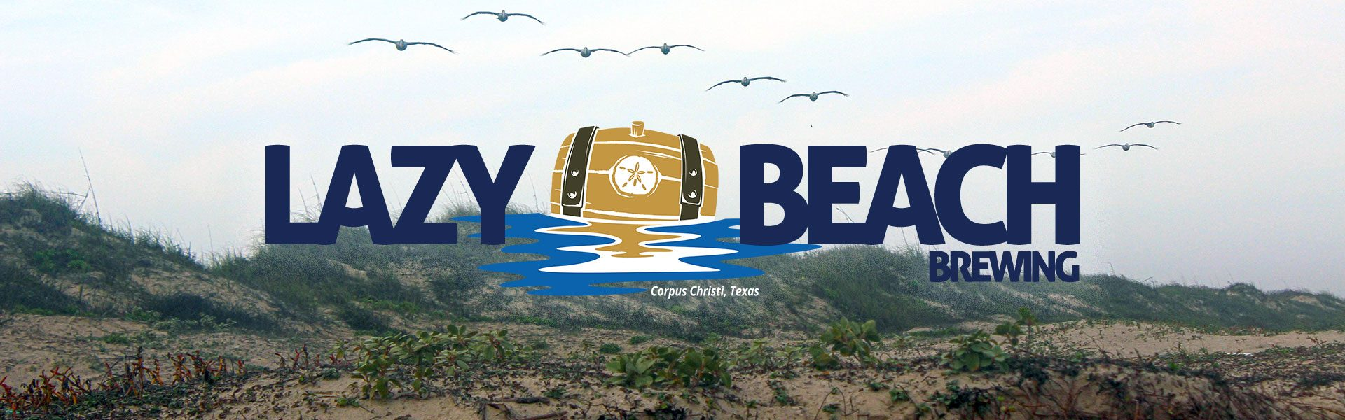 Lazy Beach Brewing – Craft Beer for Corpus Christi, Texas