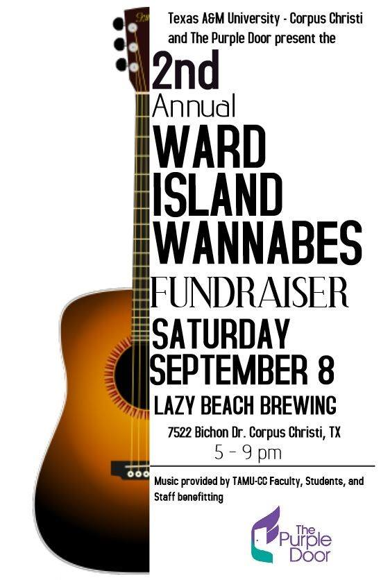 Ward Island Fundraiser benefiting the Purple Door