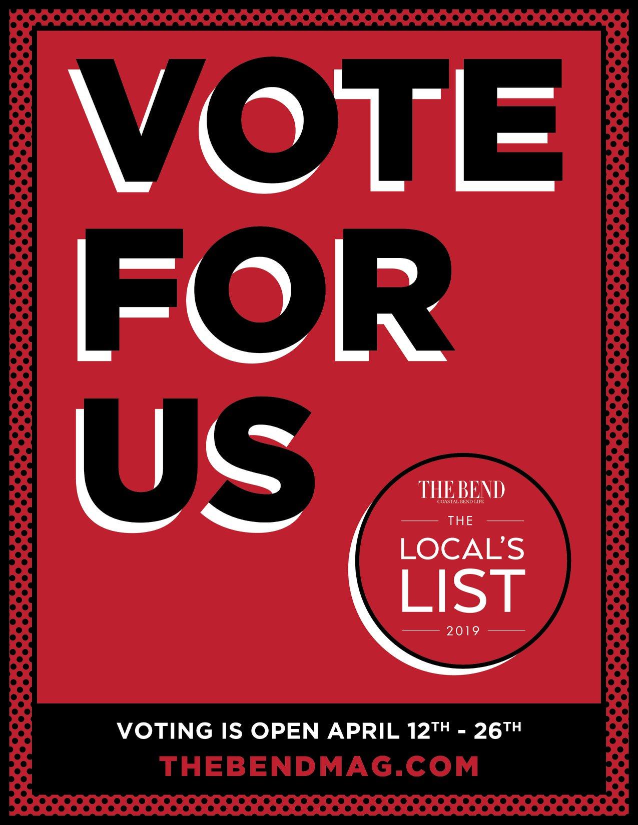 Locals List Voting